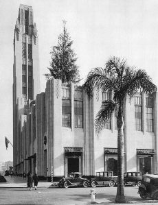 Bullocks Wilshire department store