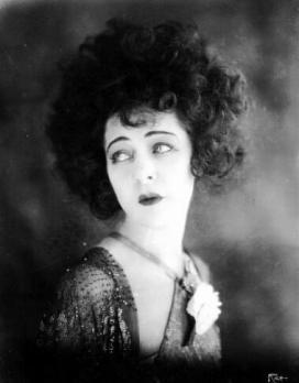 Alla Nazimova in 1921